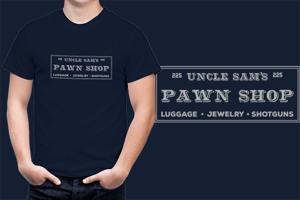 Its Always Sunny in Philadelphia - Pawn Shop T-shirt
