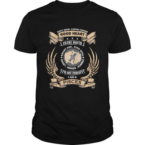 Zodiac Sign - Pisces T-shirt