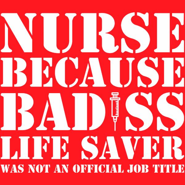 Badass Life Saver T-shirt