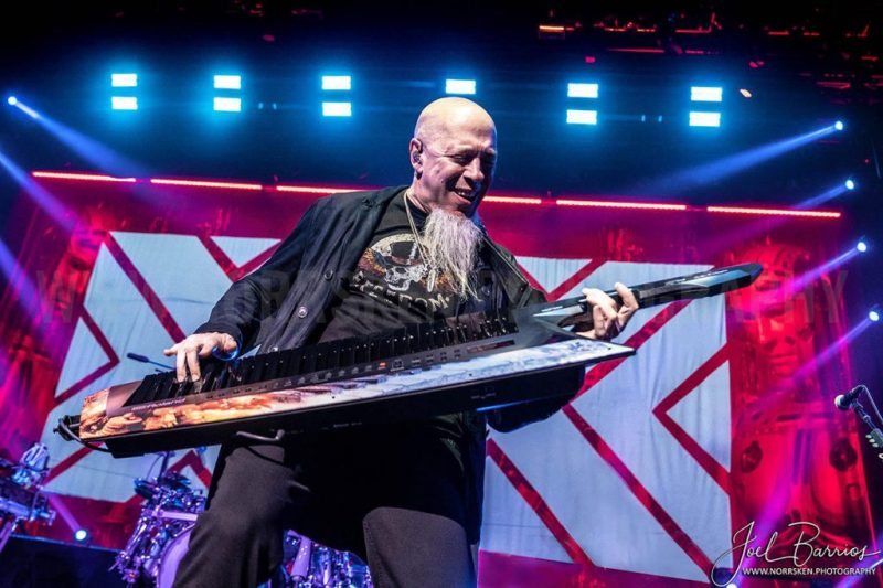 Jordan Rudess Orlando 2019
