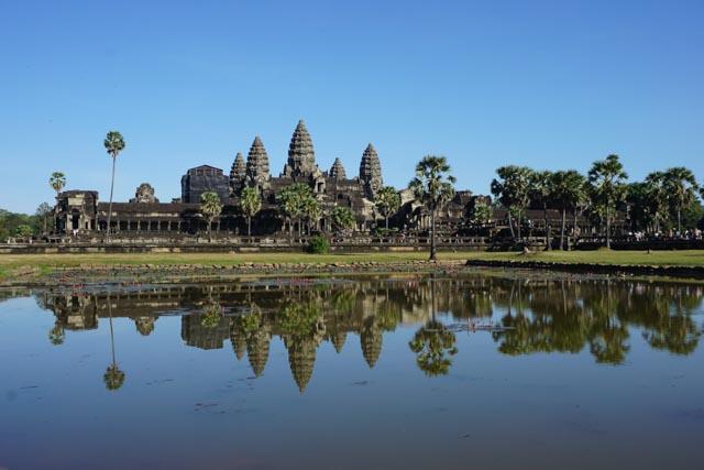 Kambodscha: das Land der eindrücklichen Tempel