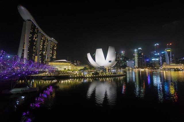 Singapore: das Land für einen idealen Stopover