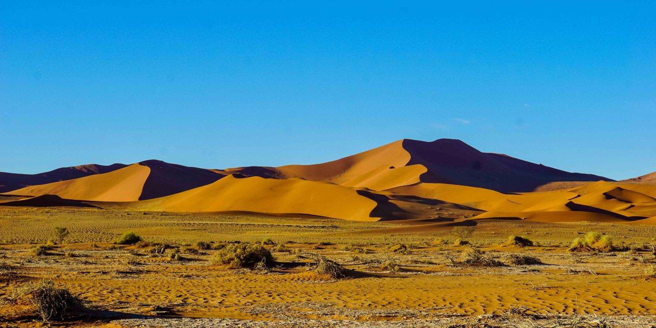 Nicht nur Tierbeobachtungen (Namibia)