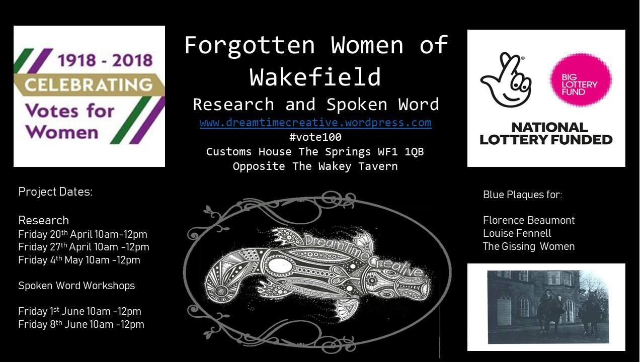 FWW Project 2 flyer