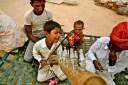 """""""Atardecer en el campamento"""". Jodhpur."""