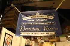 Signage-nya bergaya vintage