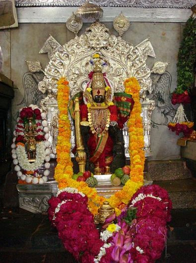Mahalaxami Of Kolhapur