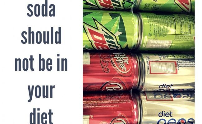 Hooked on soda: Why your love affair should fizzle