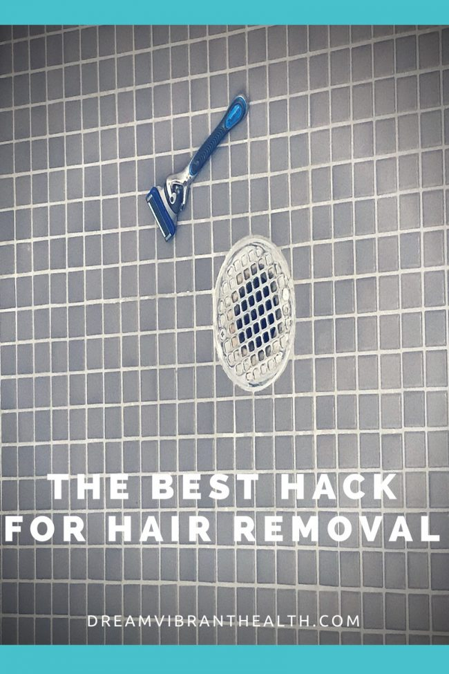 Time to shed your winter coat? Check out the best hair removal hack