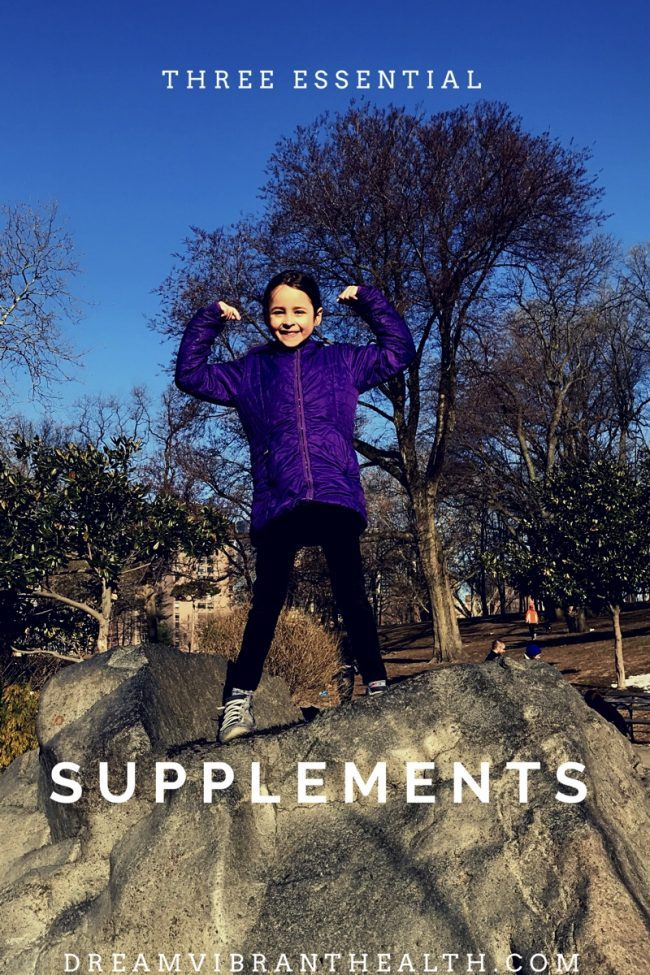 What vitamins should I take? Looking at essential supplements