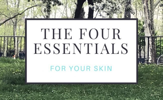 Confused by so many skin care options? Let's talk about essential skin care.