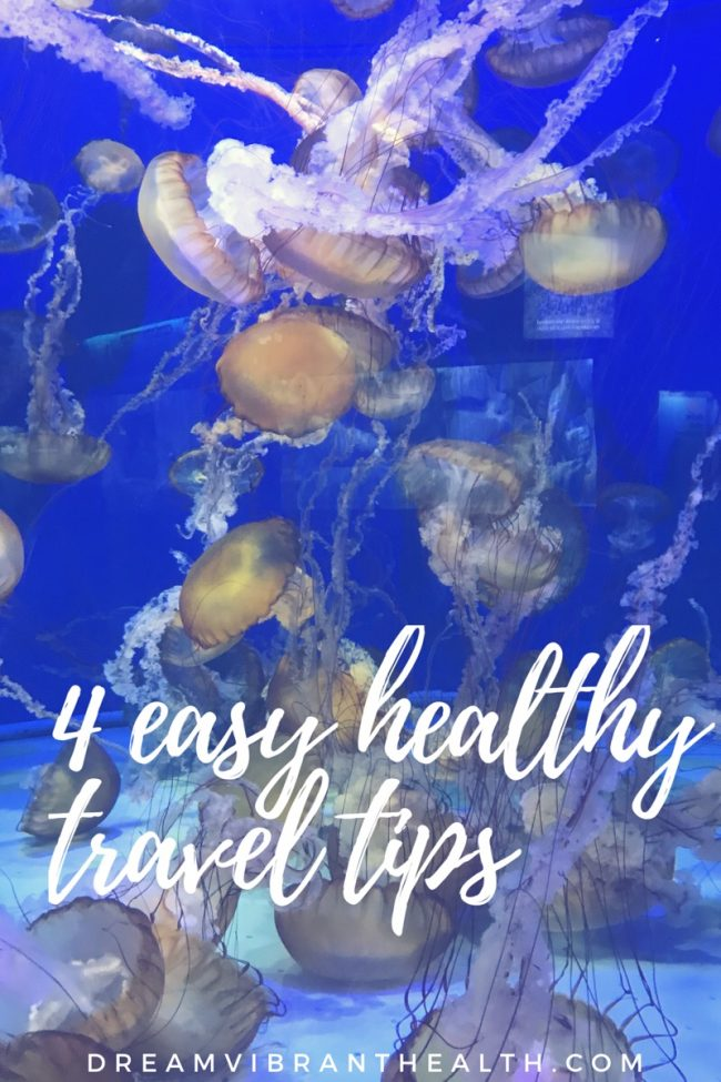 Easy tips for happy and healthy travel on your next vacation