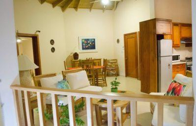 Home 2 upper apt. living & dining