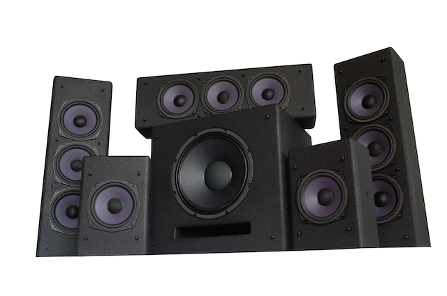 > PHT-X Series Cinema Loudspeakers