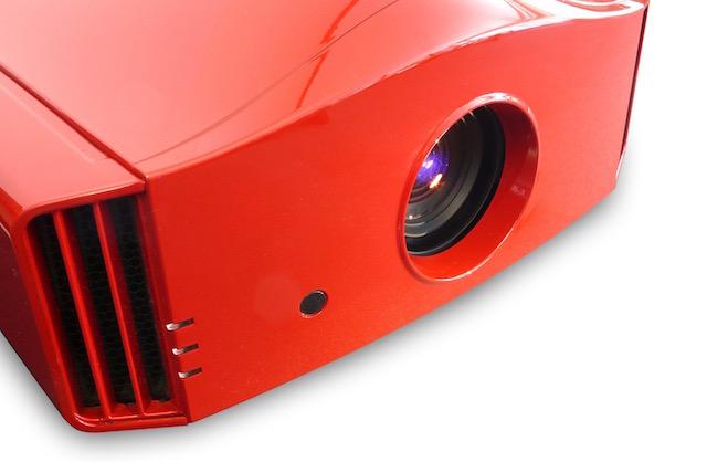 > Siglos+ 3 4K UHD Active 3D Home Cinema Projector