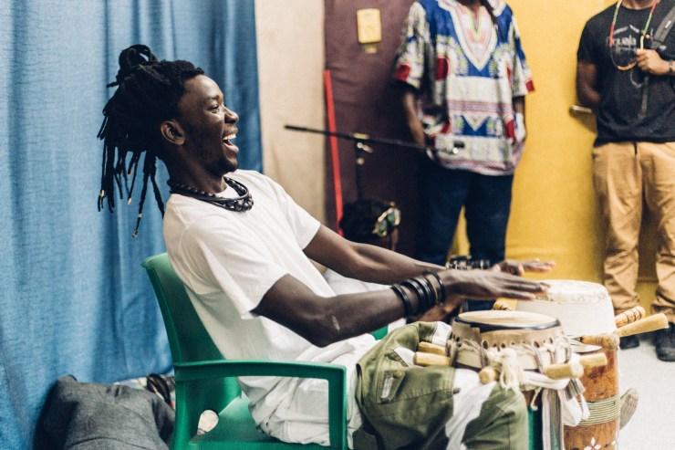 Festival Afropolitain Nomade 2018. Dakar, Senegal