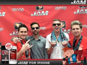 Jam for iPhone with Macklemore and Ryan Lewis