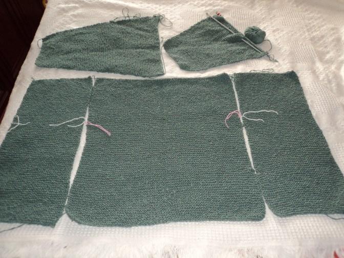 Something I am knitting.