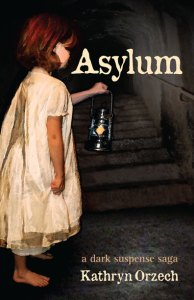 Asylum, a dark suspense saga