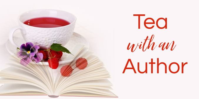Tea with an Author at The Storyteller's Cottage