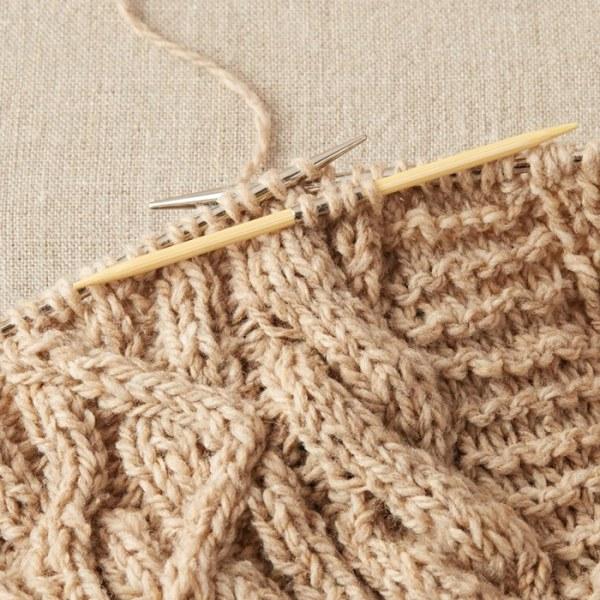 Cocoknits Bamboo Cable Needles, Dream Weaver Yarns LLC