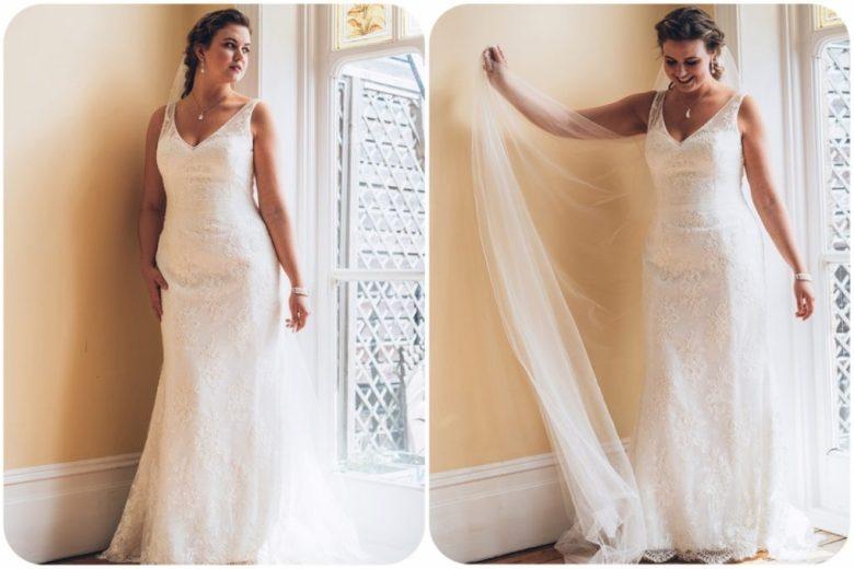 Size 22 - Ivory - Retail Price £1,020 - Sale Price £750