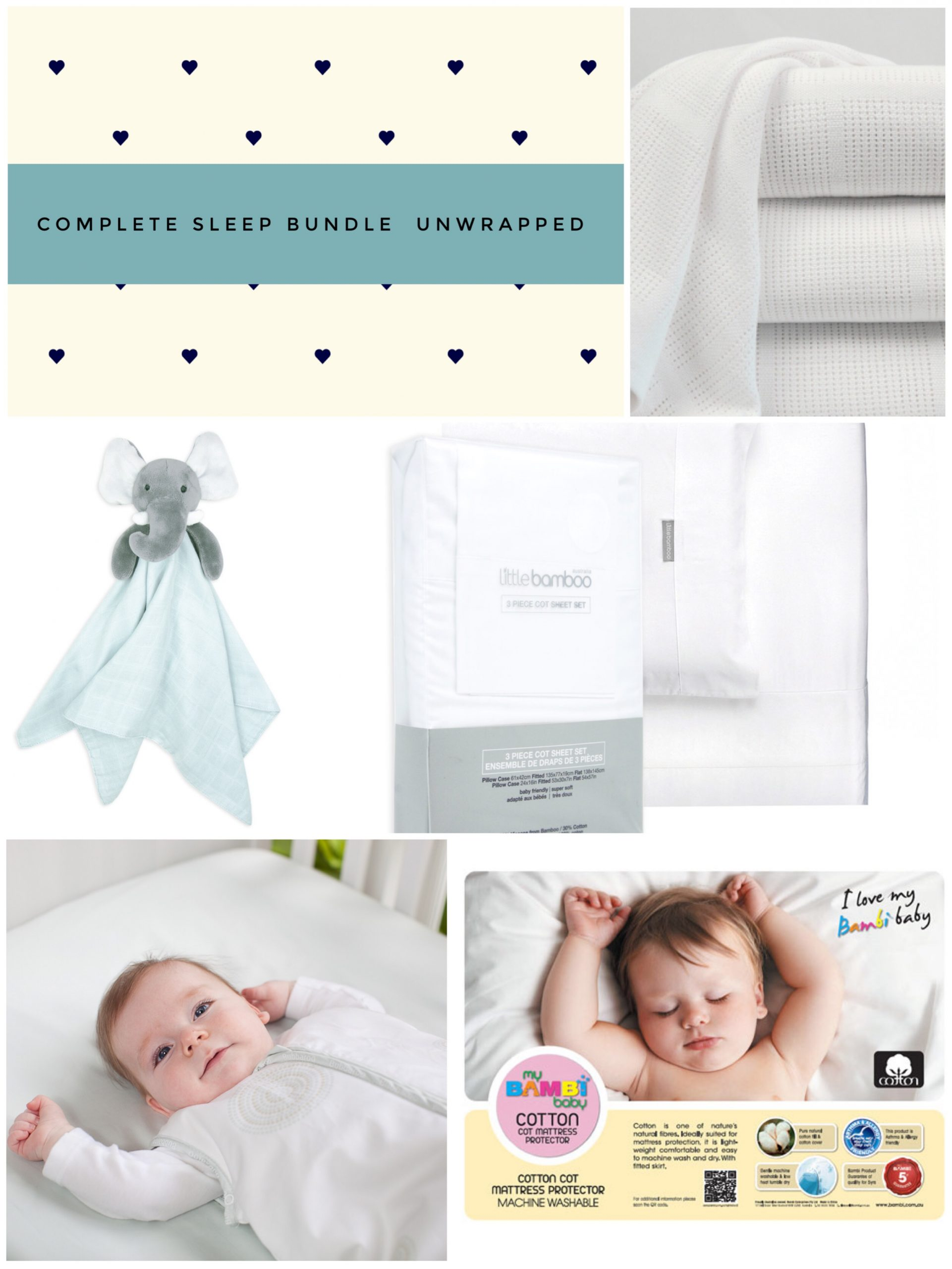 Baby sleep specialist