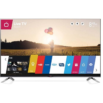 LG LED Smart With 3D Tv 55 Inch LB7200