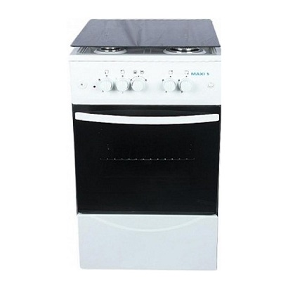LG Gas Cooker Table Top 4 Burners MAXI 50504B White Basic