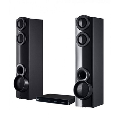 LG Home Theater AUD 675 - LHD