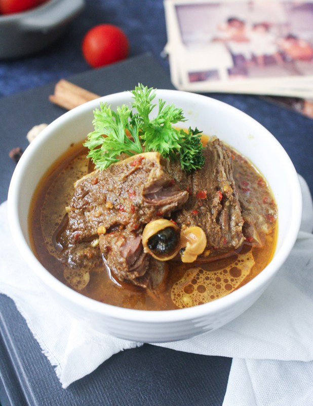 Grandma's beef curry recipe