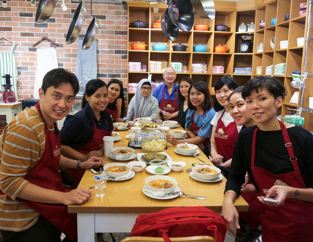 Flavors of Indonesia Cooking Class