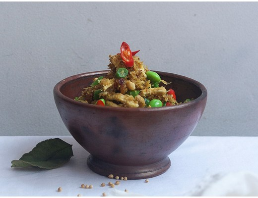 Balinese-Style Duck Salad