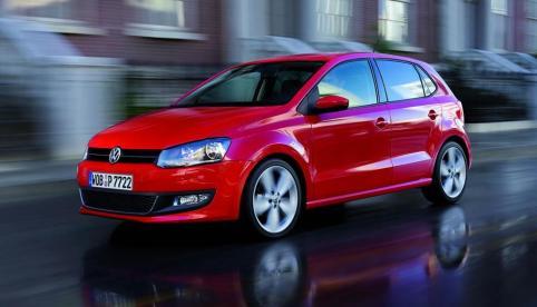 Tirsdag går turen til Sardinien hvor den nye Polo skal testes til Berlingske/Auto Bild