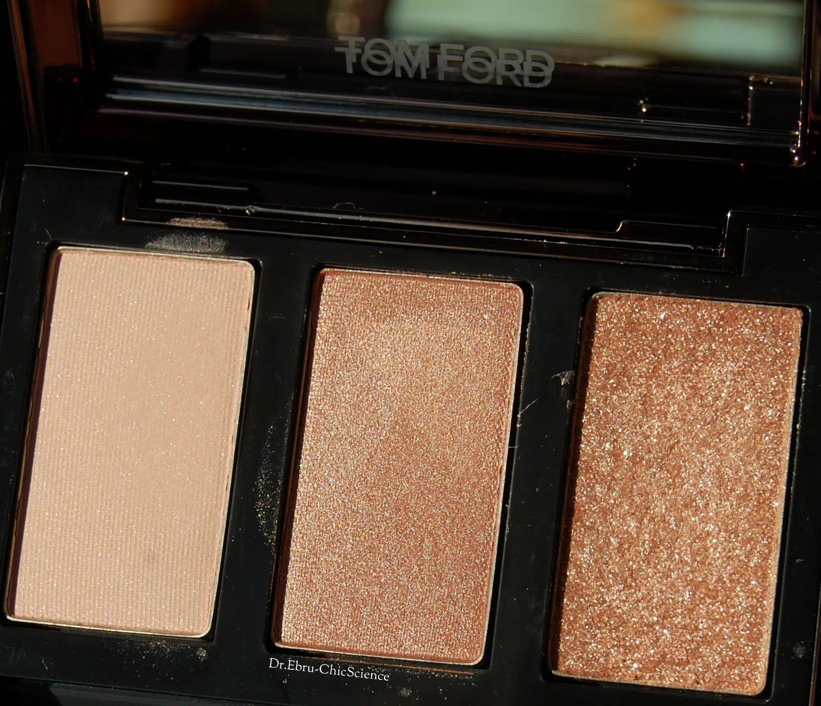 Tom Ford Ombré Eye Color Trio In The Pink Chicscience