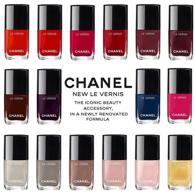 9c1da6e7077 BEAUTY ALERT  NEW CHANEL LE DUO VERNIS LONGUE TENUE COMING SOON ...
