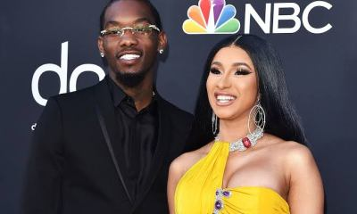 Cardi B Says What Turns Her On About Offset Is That He's Really Good In Maths