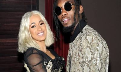 Offset Likes Cardi B's Post About Being 'Single, Bad & Rich'