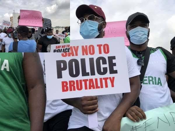 Trey Songz, Big Sean, Lil Baby, Moneybagg Yo, Ari Fletcher & More Lend Their Voices Against Police Brutality In Nigeria