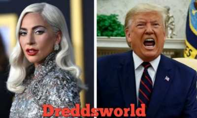 """Lady Gaga Claps Back At Donald Trump: """"I'm Glad To Be Living Rent Free In Your Head"""""""