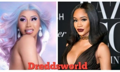 Twitter Reacts To Cardi B Using Saweetie's Catchphrase 'I Know That's Right' On New Song 'Up'