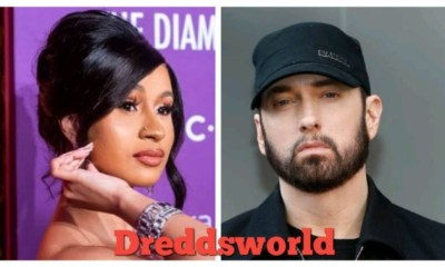Cardi B Reacts To Report Eminem Declined A Feature On Her Upcoming Album