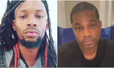 New Leaked Audio Suggests Kirk Franklin Molested His Son Kerrion