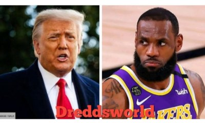 """Trump Slams LeBron James: """"His Racist Rants Are Divisive, Nasty, Insulting"""""""