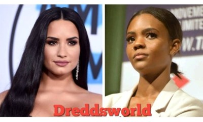 Candace Owens Reacts To 'They/Them' Pronouns After Demi Lovato's Non Binary Announcement