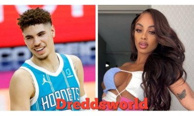 LaMelo Ball Is Allegedly Dating Insta-Model Analicia Chaves