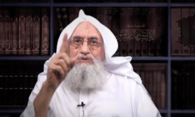 Supposed Dead Al Qaeda Leader Ayman Al-Zawahiri, Appears In Video On 9/11 Anniversary