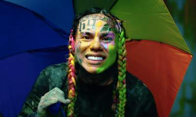 6ix9ine's Spotify Hacked With Various Explicit Images