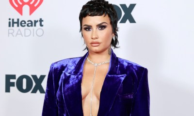"""Twitter Reacts To Demi Lovato Saying The Word """"Aliens"""" Is Derogatory To Extraterrestrials"""