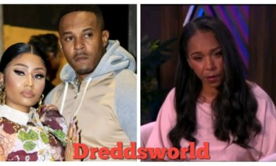 Nicki Minaj's Husband Kenneth Petty's Rape Victim Files Default Motions Against Them For Not Responding To The Lawsuit